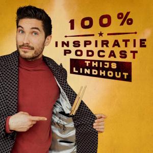 100% Inspiratie Podcast logo