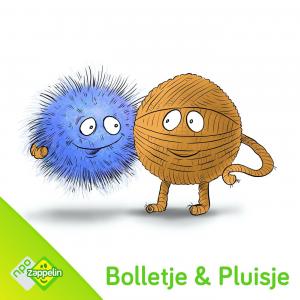 Bolletje en Pluisje logo