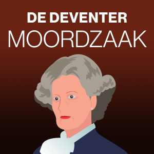 De Deventer Moordzaak logo