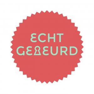 Echt Gebeurd logo