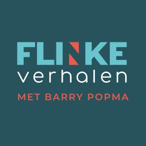 Flinke verhalen met Barry Popma logo