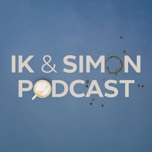 Ik & Simon Podcast logo