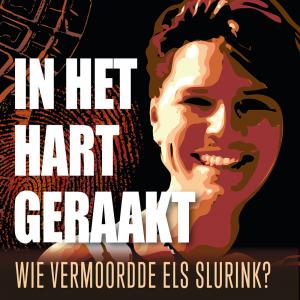 In het hart geraakt: wie vermoordde Els Slurink? logo