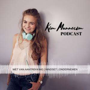 Kim Munnecom Podcast logo