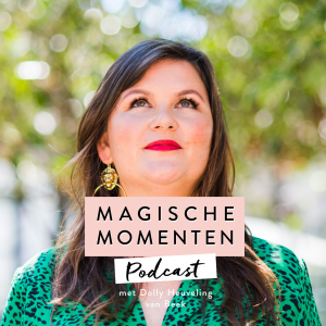 Magische Momenten Podcast logo
