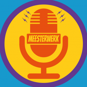 Meesterwerk Podcast logo