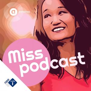 Miss Podcast logo