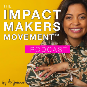 The ImpactMakers Movement Podcast logo