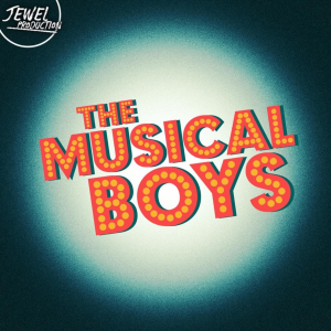 The Musical boys logo